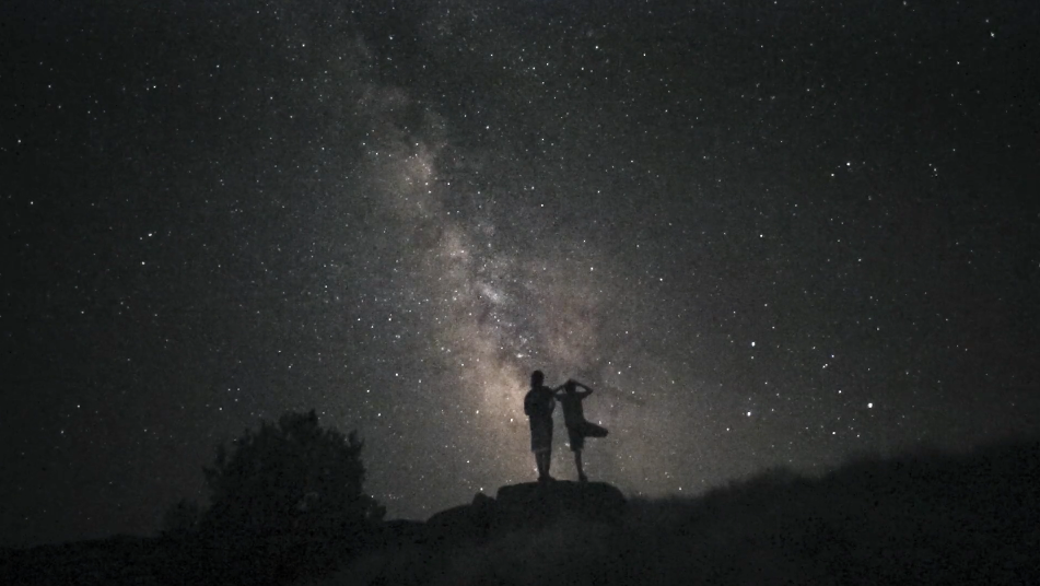 Dark Magic': Recording video of the Perseid Meteor Shower