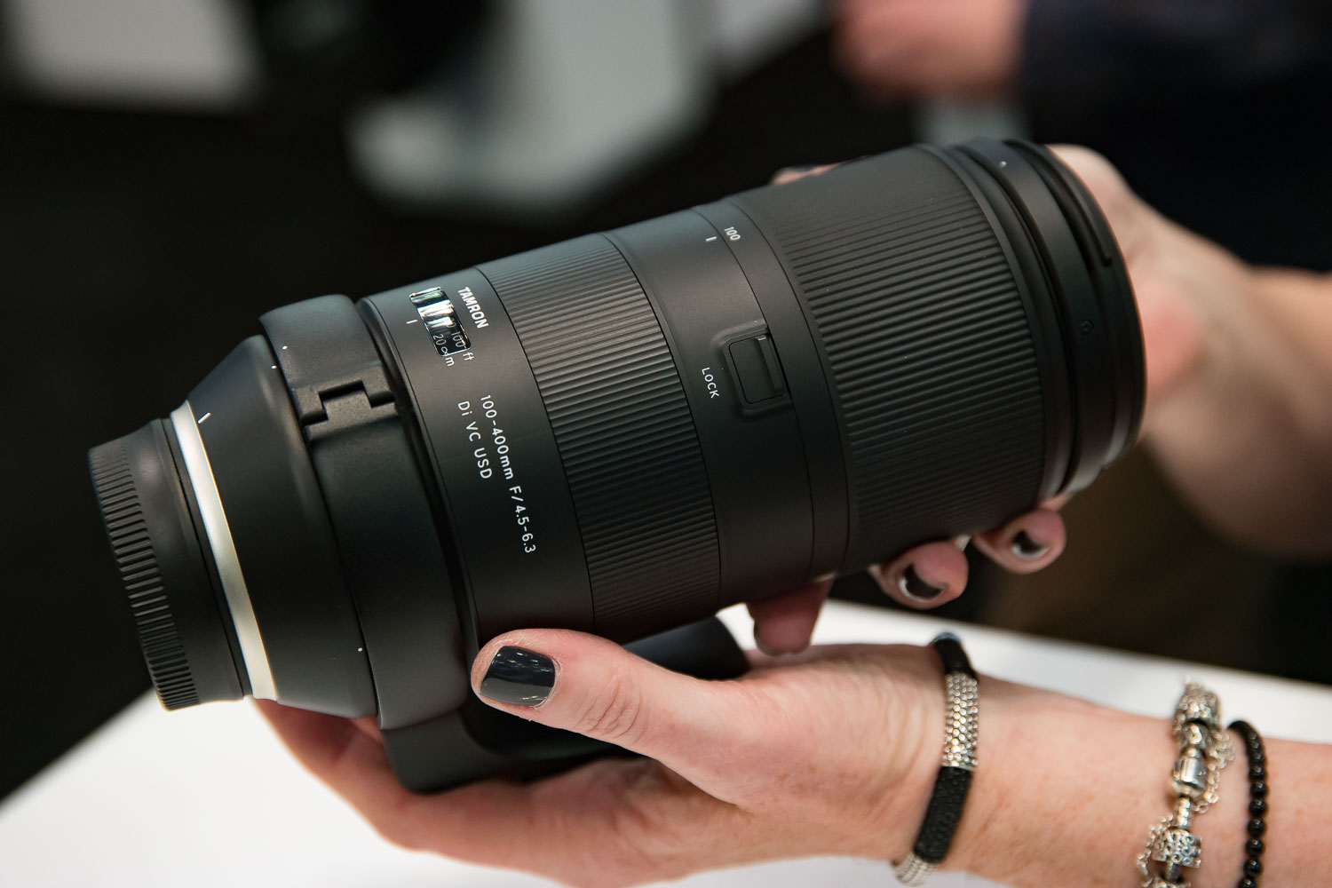 Hands On With New Tamron 100 400mm F45 63 Di Vc Usd Digital Sp 150 600mm F 5 G2 For Canon Ef Photography Review