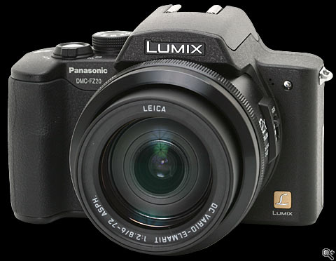 panasonic lumix dmc fz20 review digital photography review rh dpreview com
