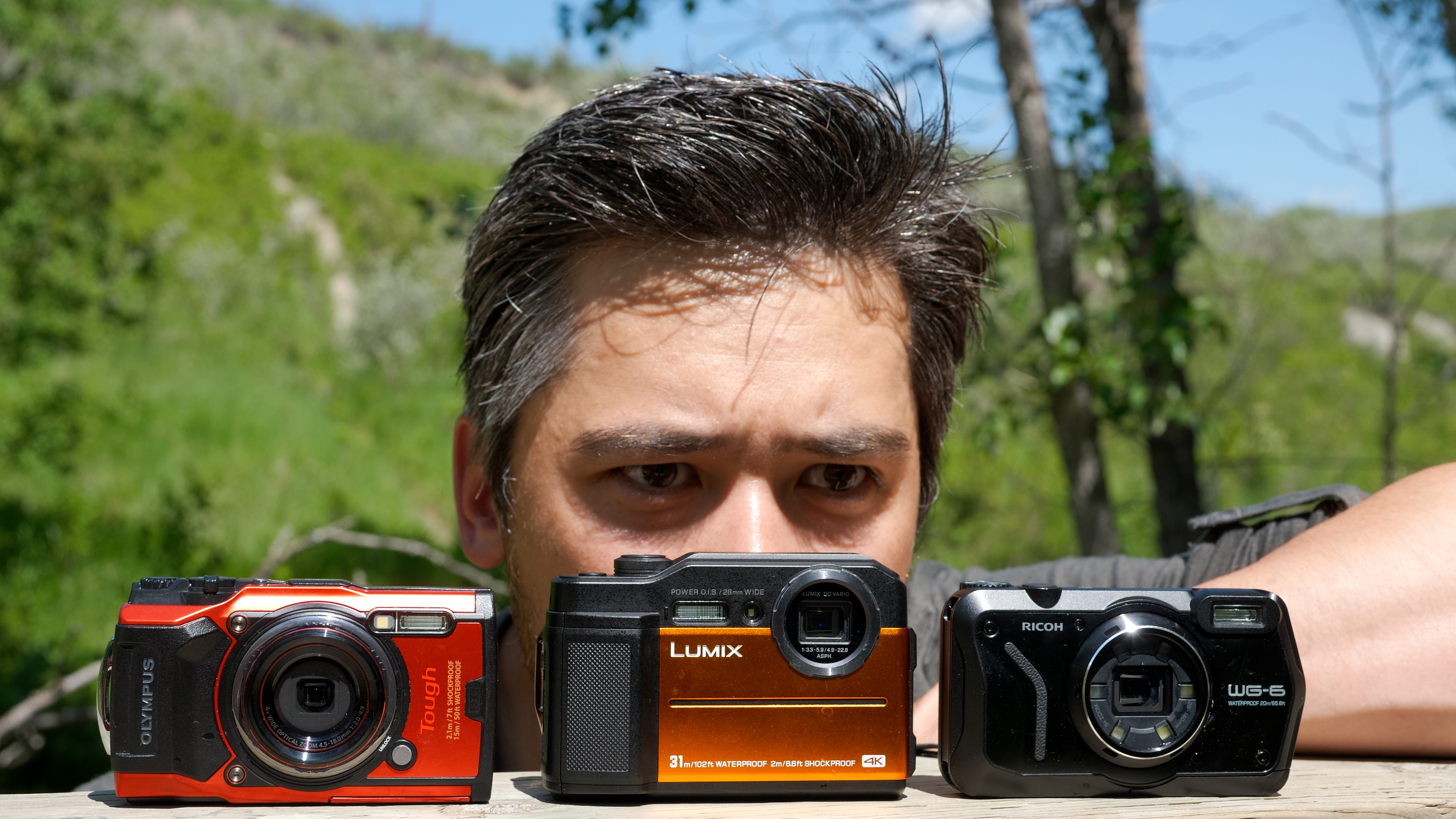 Dpreview Tv Waterproof Camera Shootout 2019 Digital Photography Review
