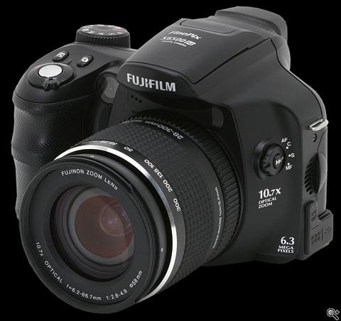 Download Fujifilm FinePix S6500fd Drivers