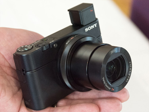 Killer 4K? Sony Cyber-shot DSC-RX100 IV first impressions updated
