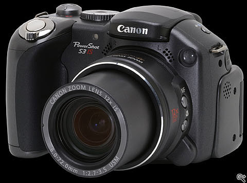 canon powershot s3 is review digital photography review rh dpreview com canon powershot s3 is mode d'emploi canon camera powershot s3is manual