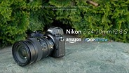 Nikon Nikkor Z 24-70mm F2 8 S product overview