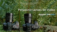 Explainer: Panasonic Lenses for Video