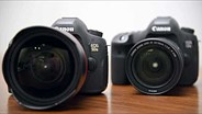 Canon EOS 5DS and 5DS R Overview