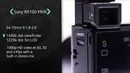Sony Cyber-shot DSC-RX100 III Product Overview