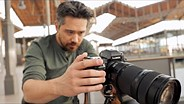DPReview TV: Panasonic S1R hands-on preview in Barcelona