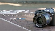 Zeiss Batis 40mm F2 CF Product Overview