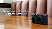 Canon G5X Mark II Product Overview