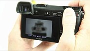 Sony Nex 7 Hands-on Preview