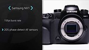 Samsung NX1 Product Overview