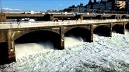 Fujifilm X20 Dam Sample Video