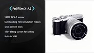 Fujifilm X-A2 Product Overview