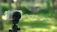 Olympus PEN E-PL9 product overview