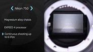 Nikon D750 Product Overview