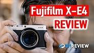 Fujifilm X-E4评论 - 是否是X100,可互换镜头?GydF4y2Ba