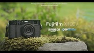 Fujifilm X100V Product Overview