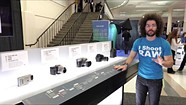 PIX2015   Jared Polin   DPReview Booth   History of Cameras