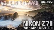 迈克·梅泽尔II和尼康Z7 II的尼克尔Z镜头