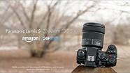 Panasonic Lumix S 20-60mm F3.5-5.6 overview