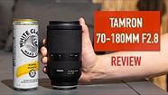 Tamron 70-180mm F2.8 Di III VXD Review: The Itty Bitty Full Frame Tele