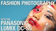 时尚摄影与松下Lumix DC-S5