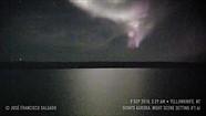 SiOnyx Aurora Camera – Northern Lights Demonstration