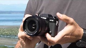 Fujifilm X-T10 Video Review