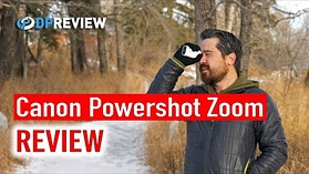 Canon Powershot Zoom Review