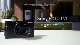 Sony Cyber-shot DSC-RX100 VI product overview