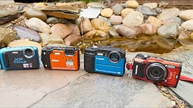 DPReview TV: Waterproof Compact Camera Roundup 2018