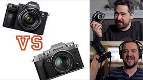 Sony a7 III vs. Fujifilm X-T4 - which is best?