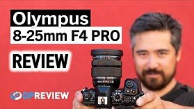 Olympus 8-25mm F4 Pro Review