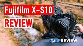 Fujifilm X-S10 Hands-on Review