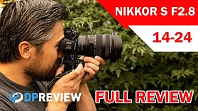 Nikon Z 14-24mm F2.8 S Review - The Nikkor F2.8 trio is complete!
