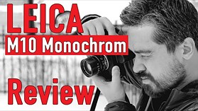 Leica M10 Monochrom Hands-on Review