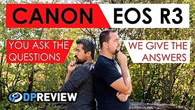 Canon EOS R3: Your top 5 questions answered!