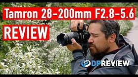 Tamron 28-200mm F2.8-5.6 Review: Our new favourite superzoom lens?