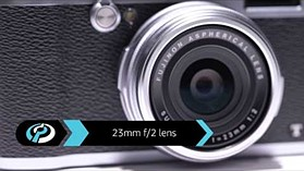 Fujifilm X100T Video Overview