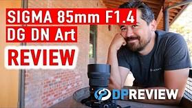 Sigma 85mm F1.4 DG DN Art Review