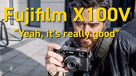 Fujifilm X100V Hands-on Review