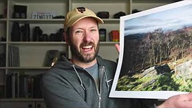 Shooting landscapes on the Fujifilm GFX 50R with Nigel Danson