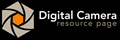 Digital Camera Resource Page